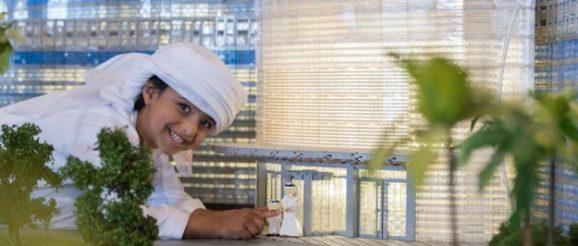 Пятилетний Мохаммед бин Ахмед Джабер Аль Харби
