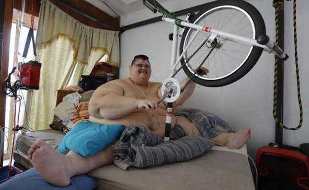 Самый толстый мексиканец